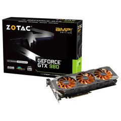ZOTAC GeForce GTX 980 1165Mhz PCI-E 3.0