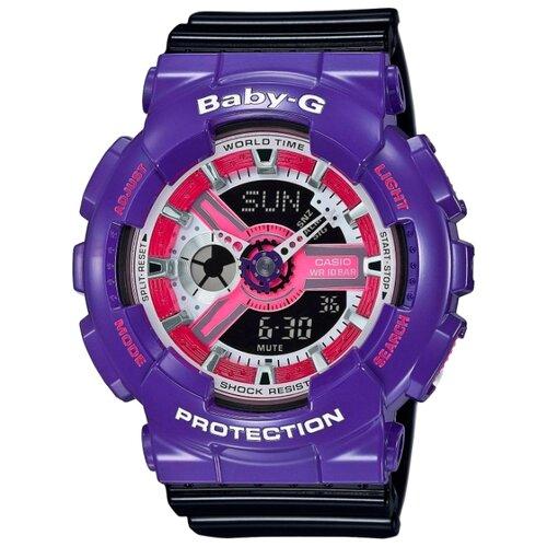 Наручные часы CASIO BA-110NC-6A casio ba 110nc 6a