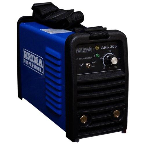 Сварочный аппарат BRIMA ARC-203 сварочный аппарат brima arc 165