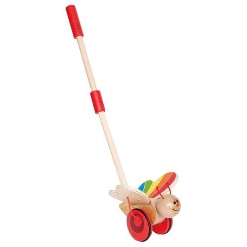 Каталка-игрушка Hape Butterfly игрушка hape овечка е1049