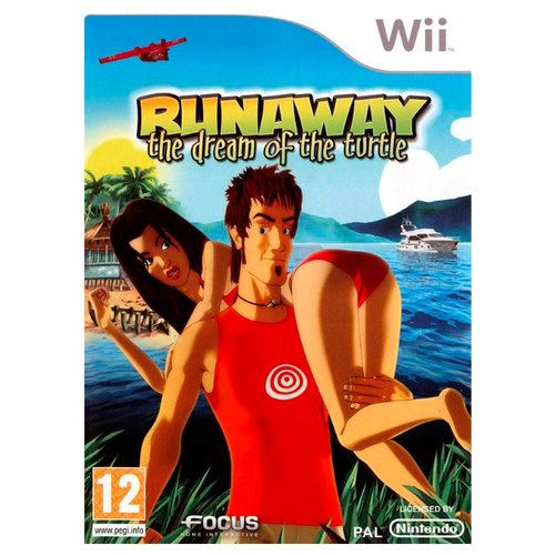Runaway: The Dream of the Turtle the runaway mcbride