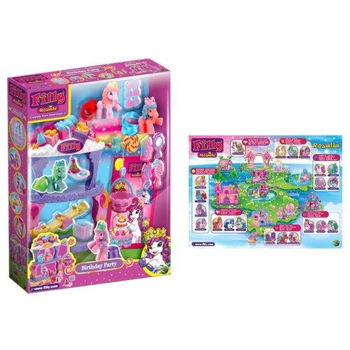 Игровой набор Filly Royale День игровой набор волшебная семья bea filly
