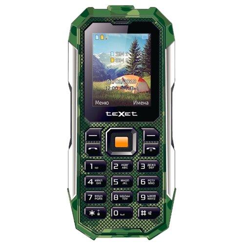 Телефон teXet TM-518R сотовый телефон texet tm 518r black