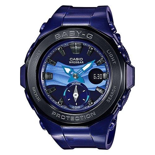 Наручные часы CASIO BGA-220B-2A casio bga 220b 2a