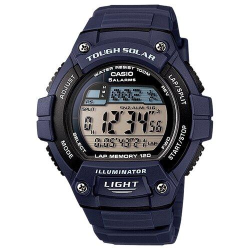 Наручные часы CASIO W-S220-2A casio часы casio w s220 1a коллекция digital