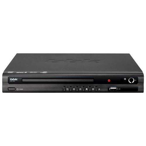 Фото - DVD-плеер BBK DVP176SI dvd плеер