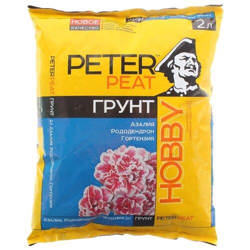 Грунт PETER PEAT Линия Hobby