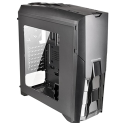 Компьютерный корпус Thermaltake Versa N25 CA-1G2-00M1WN-00 Black