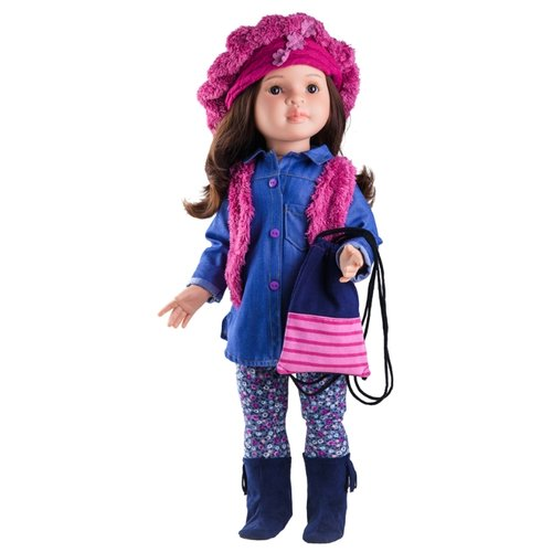 Кукла Paola Reina Лидия 60 см paola reina кукла лидия 60 см paola reina