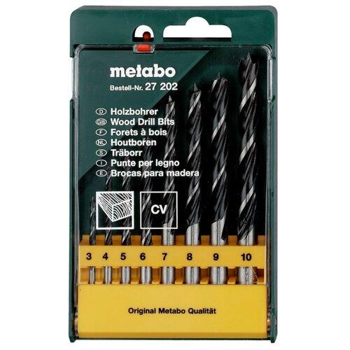 Набор сверл Metabo CV 627202000