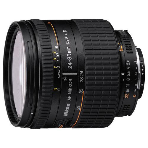 Фото - Объектив Nikon 24-85mm f 2.8-4D объектив