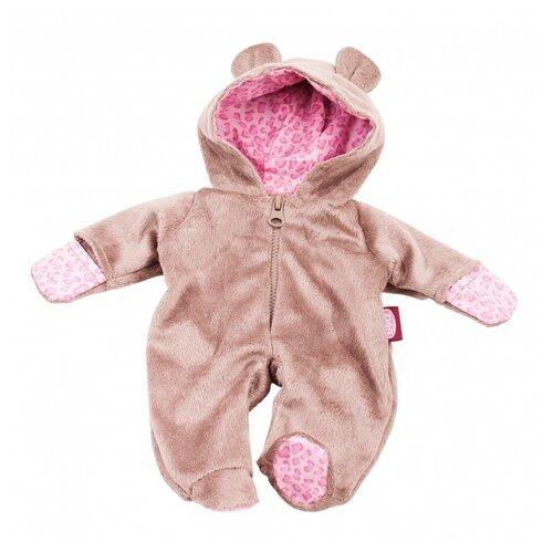Фото - Gotz Комбинезон для кукол 30 - одежда для кукол colibri комбинезон с рубашкой и носочками 3888611