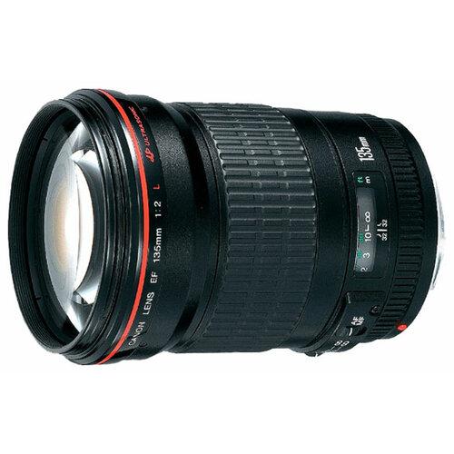 Фото - Объектив Canon EF 135mm f 2L USM объектив canon ef 85mm f 1 8 usm
