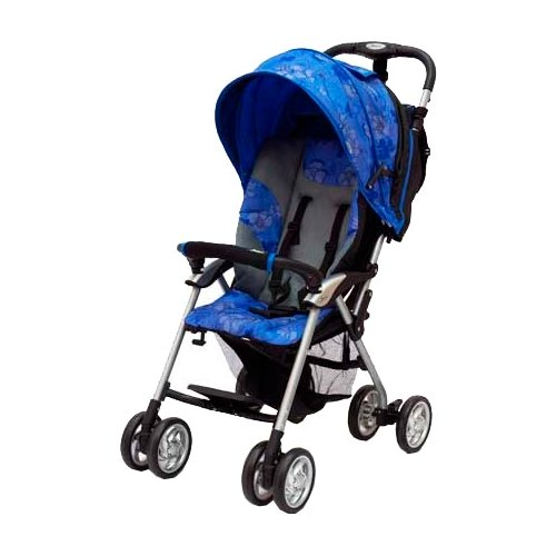 Прогулочная коляска Jetem коляска трость jetem elegant dark grey red полоска