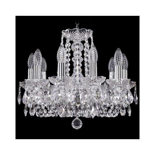 Bohemia Ivele Crystal 1402 10 люстра bohemia ivele crystal 1402 1402 3 141 pa