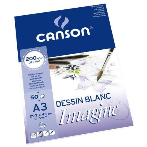 Альбом Canson Imagine 42 х альбом canson xl bristol 42 х