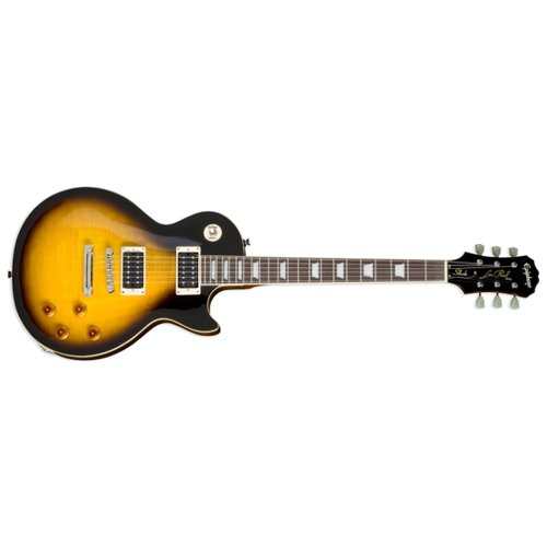 Электрогитара Epiphone Les Paul электрогитара epiphone gothic les paul studio black satin