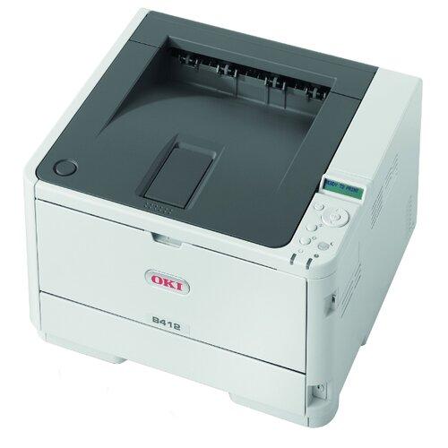 Фото - Принтер OKI B412dn принтер oki c332dn цветной a4 22 20ppm 1200x600dpi 256мб ethernet usb