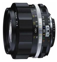 Объектив Voigtlaender 58mm f/1.4 SLII Nokton S Nikon F