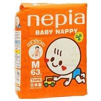 Подгузники Nepia Baby Nappy подгузники M (6-12 кг) 03 шт.