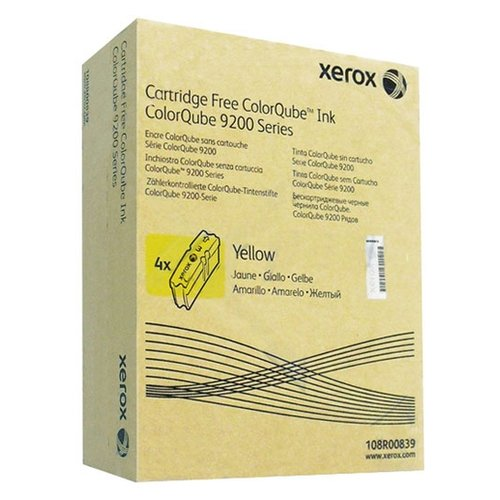 Фото - Набор картриджей Xerox 108R00839 набор картриджей xerox 108r00839