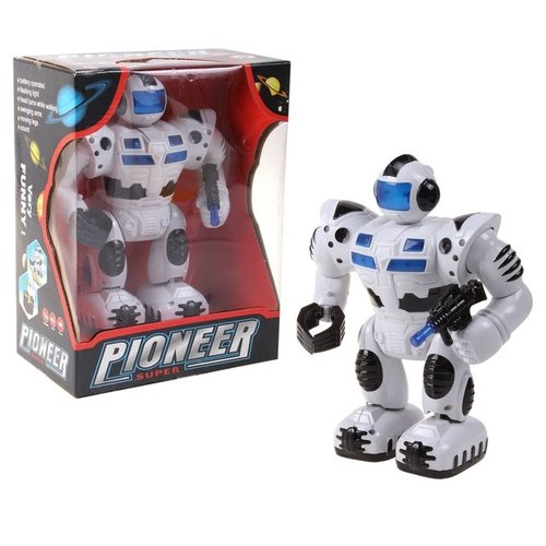 Робот Shantou Gepai Pioneer 99111 робот трансформер shantou gepai двигающийся 1680