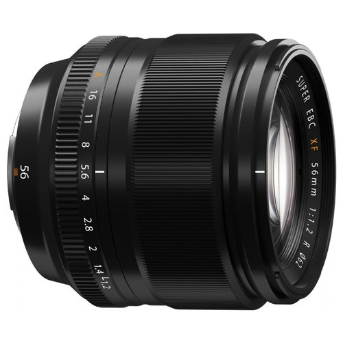 Фото - Объектив Fujifilm XF 56mm f 1.2 R объектив