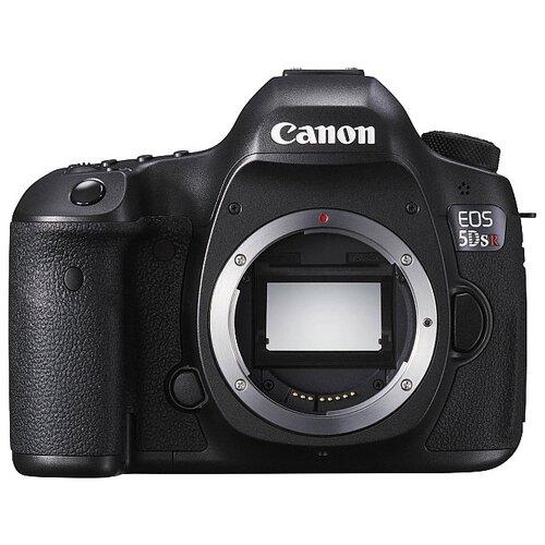 Фотоаппарат Canon EOS 5DSR Body фотоаппарат canon eos 80d body
