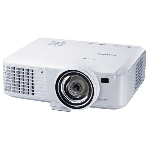 Фото - Проектор Canon LV-X310ST проектор canon lx mu500 белый [1033c003]