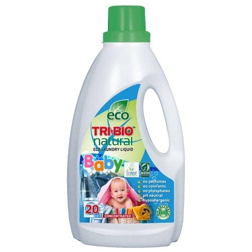 Жидкость для стирки TRI-BIO Baby el tri monterrey