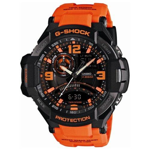 Наручные часы CASIO GA-1000-4A casio ga 110rd 4a