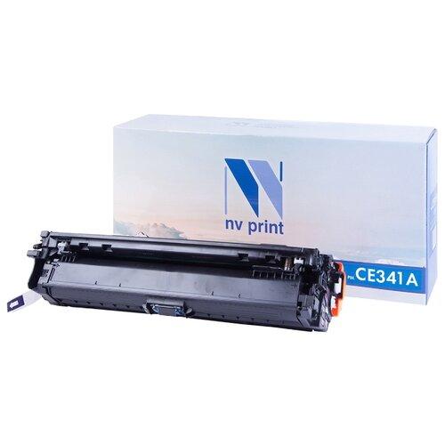 Фото - Картридж NV Print CE341A для HP картридж nv print cf402a для hp