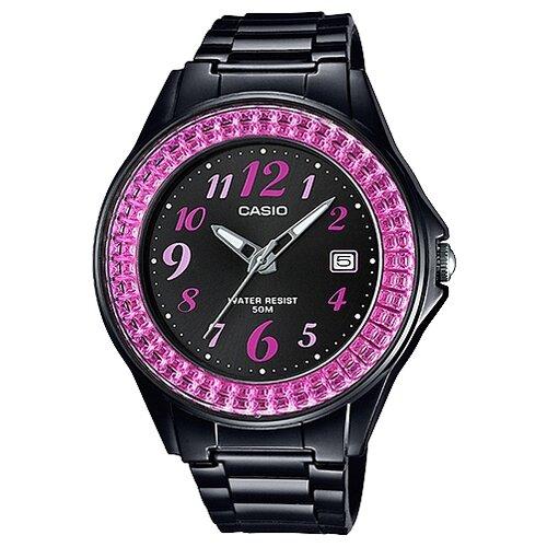 Наручные часы CASIO LX-500H-1B женские часы casio lx 500h 4e2