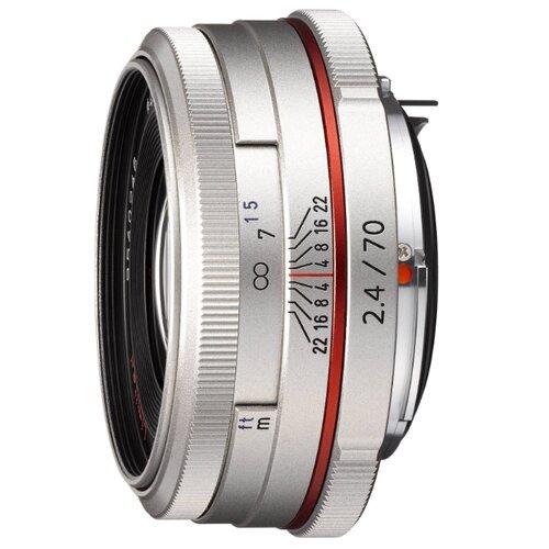 Фото - Объектив Pentax DA 70mm f 2.4 объектив