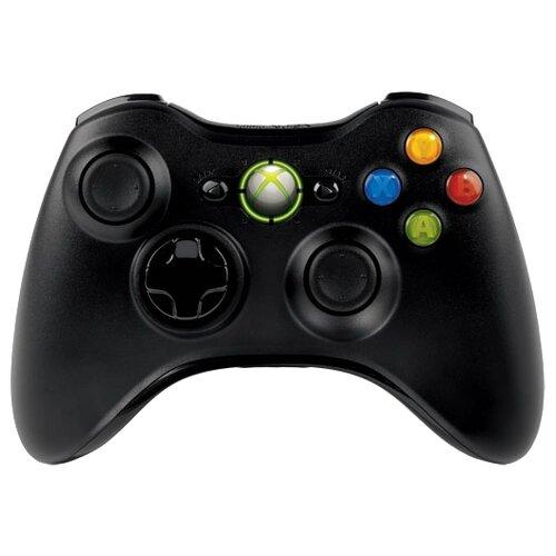 Геймпад Microsoft Xbox 360 replacement 4800mah batteries usb powered charging dock set for xbox 360 xbox 360 slim black