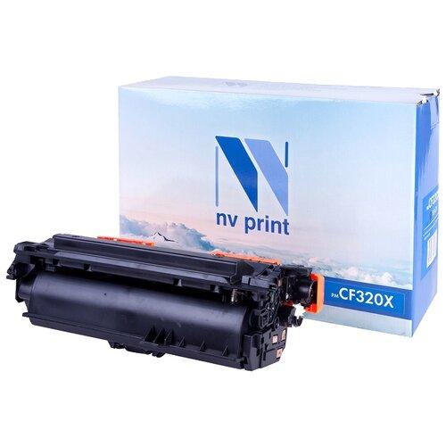 Фото - Картридж NV Print CF320X для HP картридж nv print cf402a для hp