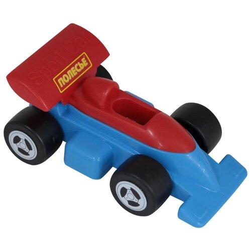 Фото - Гоночная машина Полесье Спорт полесье набор игрушек для песочницы 468 цвет в ассортименте