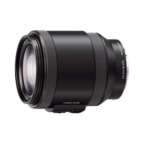 Фото - Объектив Sony 18-200mm f объектив