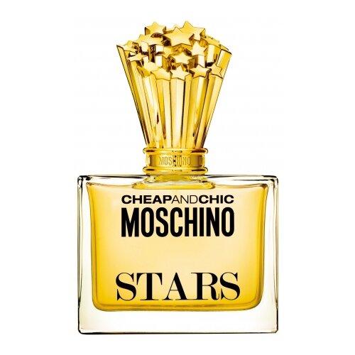 Парфюмерная вода MOSCHINO Stars moschino stars
