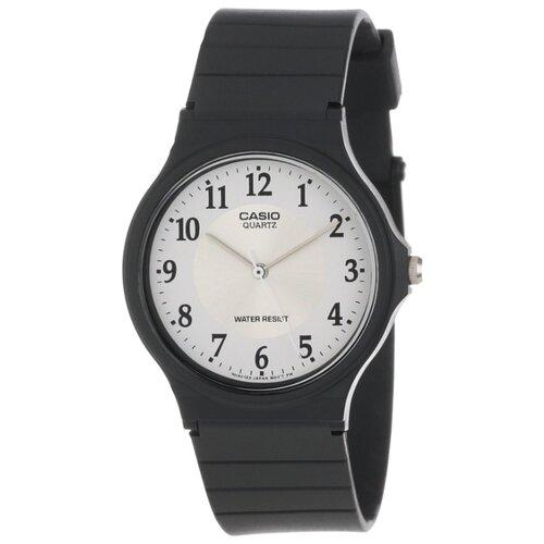 Наручные часы CASIO MQ-24-7B3 casio watch small black watch student quartz men and women watch mq 24 7b3