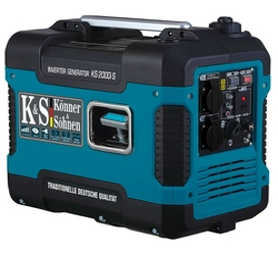 Бензиновый генератор K&S Könner & Söhnen KS 2000i S (1600 Вт)