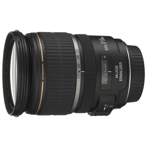 Фото - Объектив Canon EF-S 17-55mm f объектив