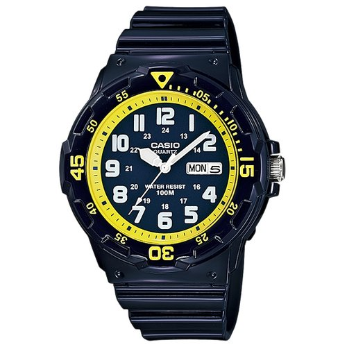 Наручные часы CASIO MRW-200HC-2B casio watch simple sports fashion leisure waterproof watch mrw 200hc 2b mrw 200hc 7b2