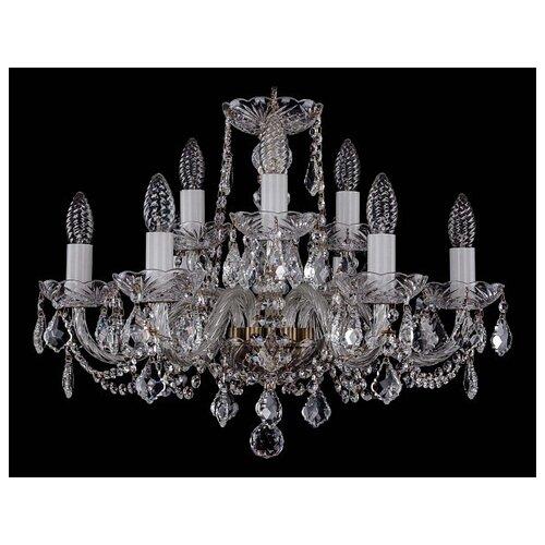 Bohemia Ivele Crystal 1402 6+3 люстра bohemia ivele crystal 1402 1402 3 141 pa