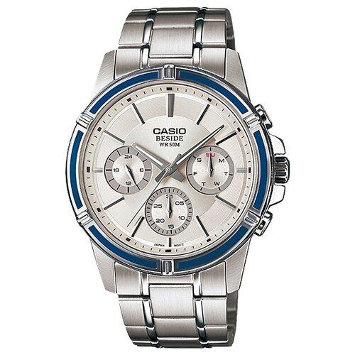 Наручные часы CASIO BEM-311D-7A casio casio bem 100sg 7a