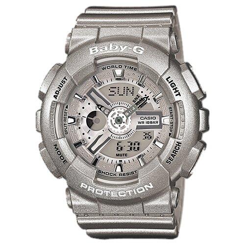 Наручные часы CASIO BA-110-8A casio baby g ba 110fl 8a
