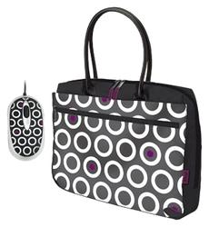 Сумка Trust Valletta Ladies Notebook Bag & Mouse 16