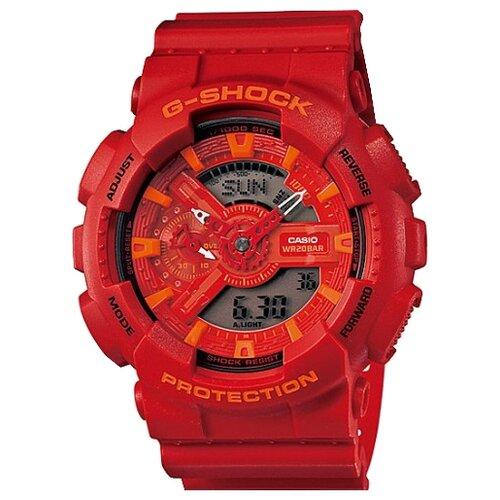 Наручные часы CASIO GA-110AC-4A casio ga 110rd 4a