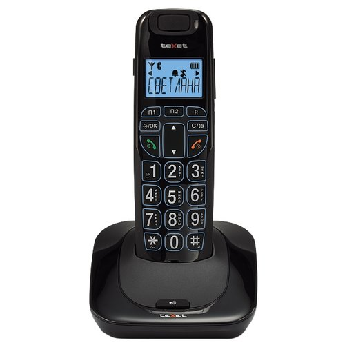 Радиотелефон teXet TX-D7505A радиотелефон