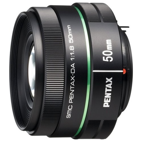 Фото - Объектив Pentax SMC DA 50mm f 1.8 объектив